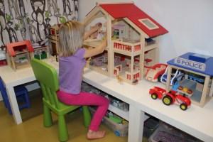 Pieni leikkihuone