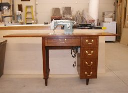 New Home Sewing Machine Stand (Reproduction)