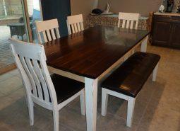 Schoen Walnut Table