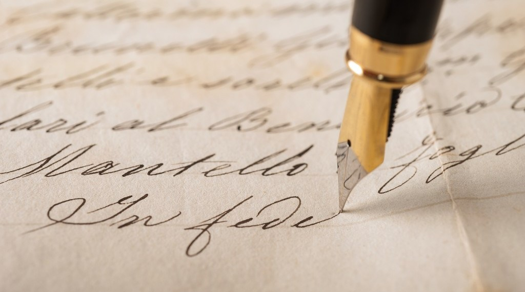 Recover the Intimacy of Handwritten Notes with Bond