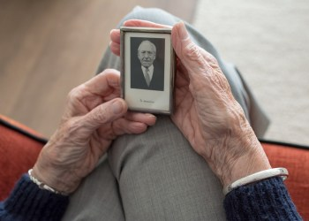 Tech Brings Some Relief to Sufferers of Alzheimer's