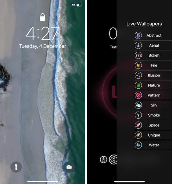 iPhone Live Wallpaper: The Next Cool Feature for Your Phone - FYXES