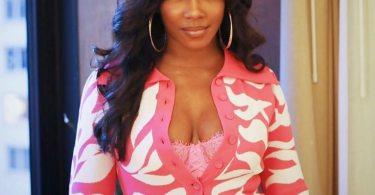 Singer Tiwa Savage
