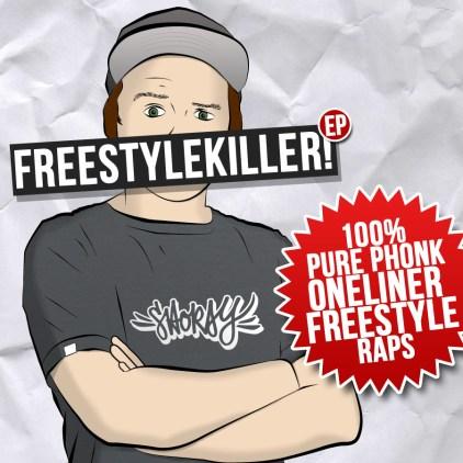 shoRdy- Freestylekiller EP