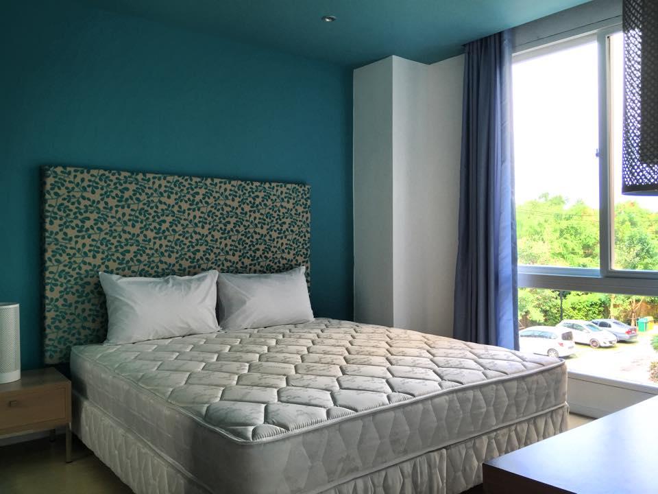 ATLANTIS1ベッドルーム寝室