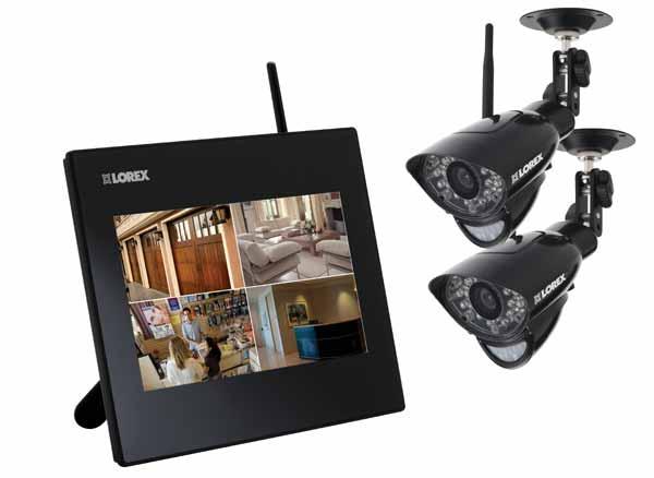System Security Lorex Wireless
