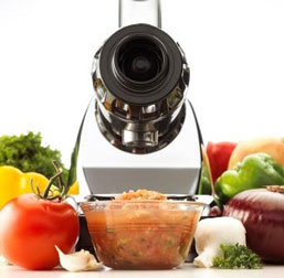 The food processor attachment chops and minces, providing natural flavor and nutrition from garlic, scallions, red pepper, ginger, and most other foods, including herbs and seasonings. Soft foods for special diets for babies are quick and easy to prepare with the mincing set-up.