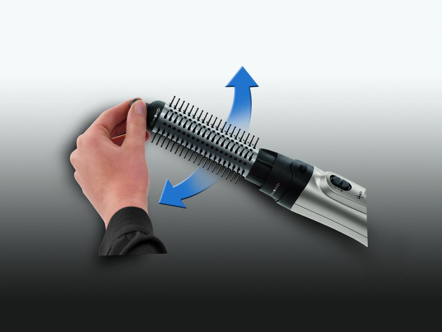 Grundig HS 8980 Profi Ionen Hairstyler Color Protector