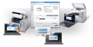 Simple and efficient printer management make easy