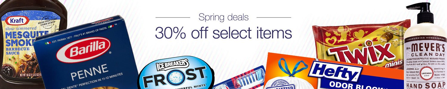 Springs Deals: 30% off Select Products