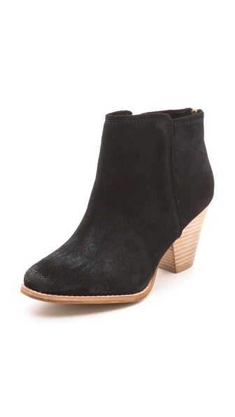 Splendid Roland Booties - Black