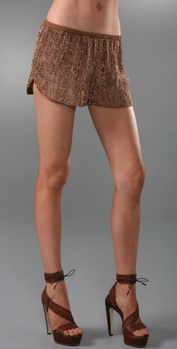 Dallin Chase Sebastian Sequin Shorts