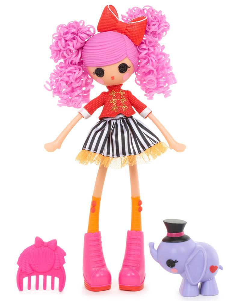 Lalaloopsy Girls Doll Peanut Big Top Doll