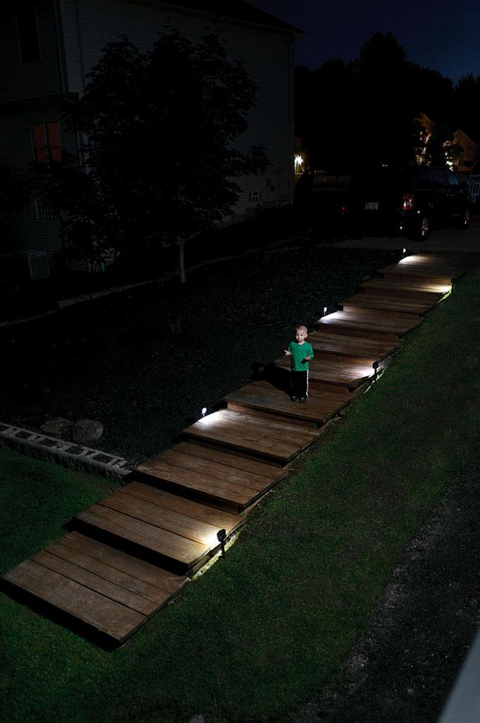 Battery Operated Path Lights