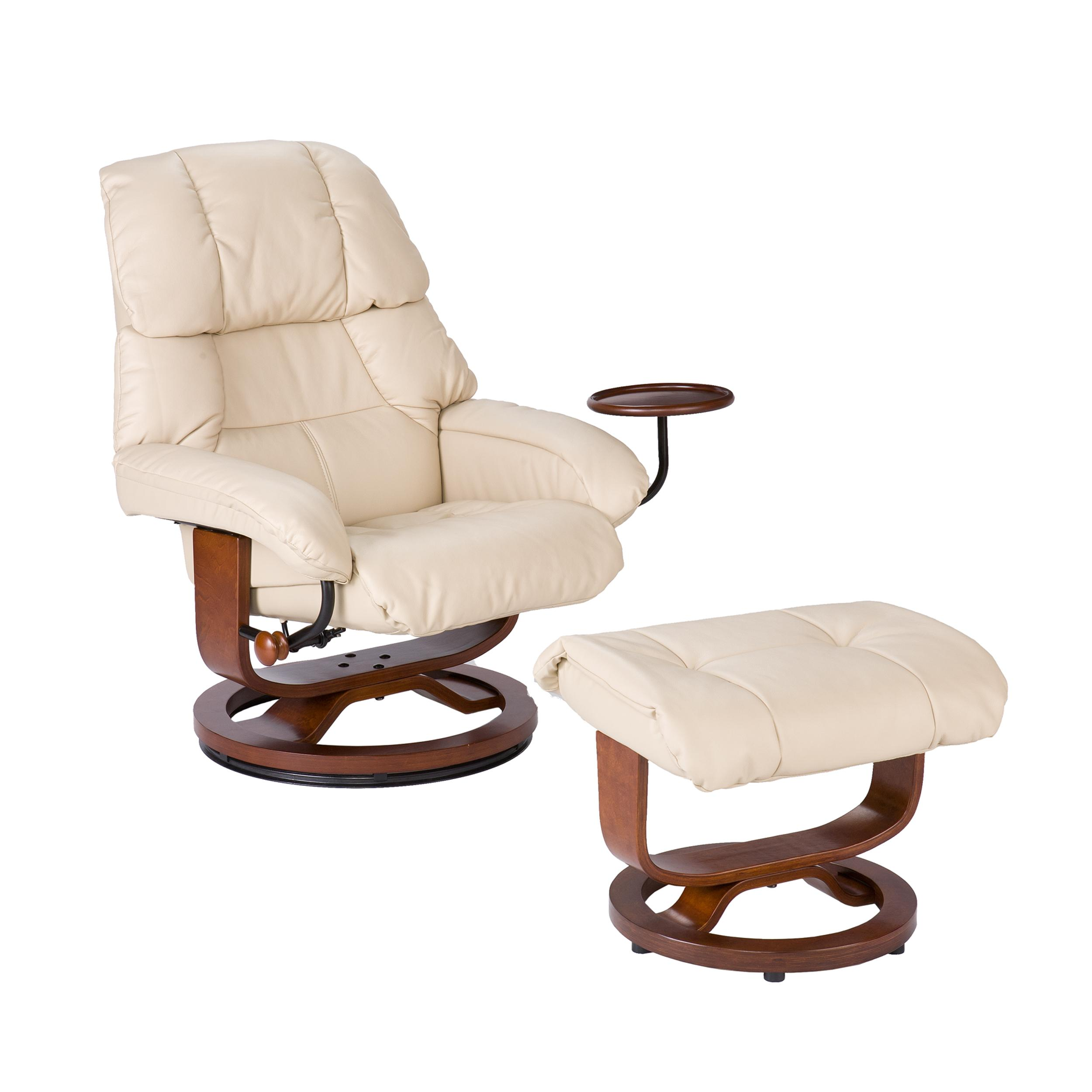 Swell Leather High Back Chairs Living Room Southern Enterprises Gmtry Best Dining Table And Chair Ideas Images Gmtryco