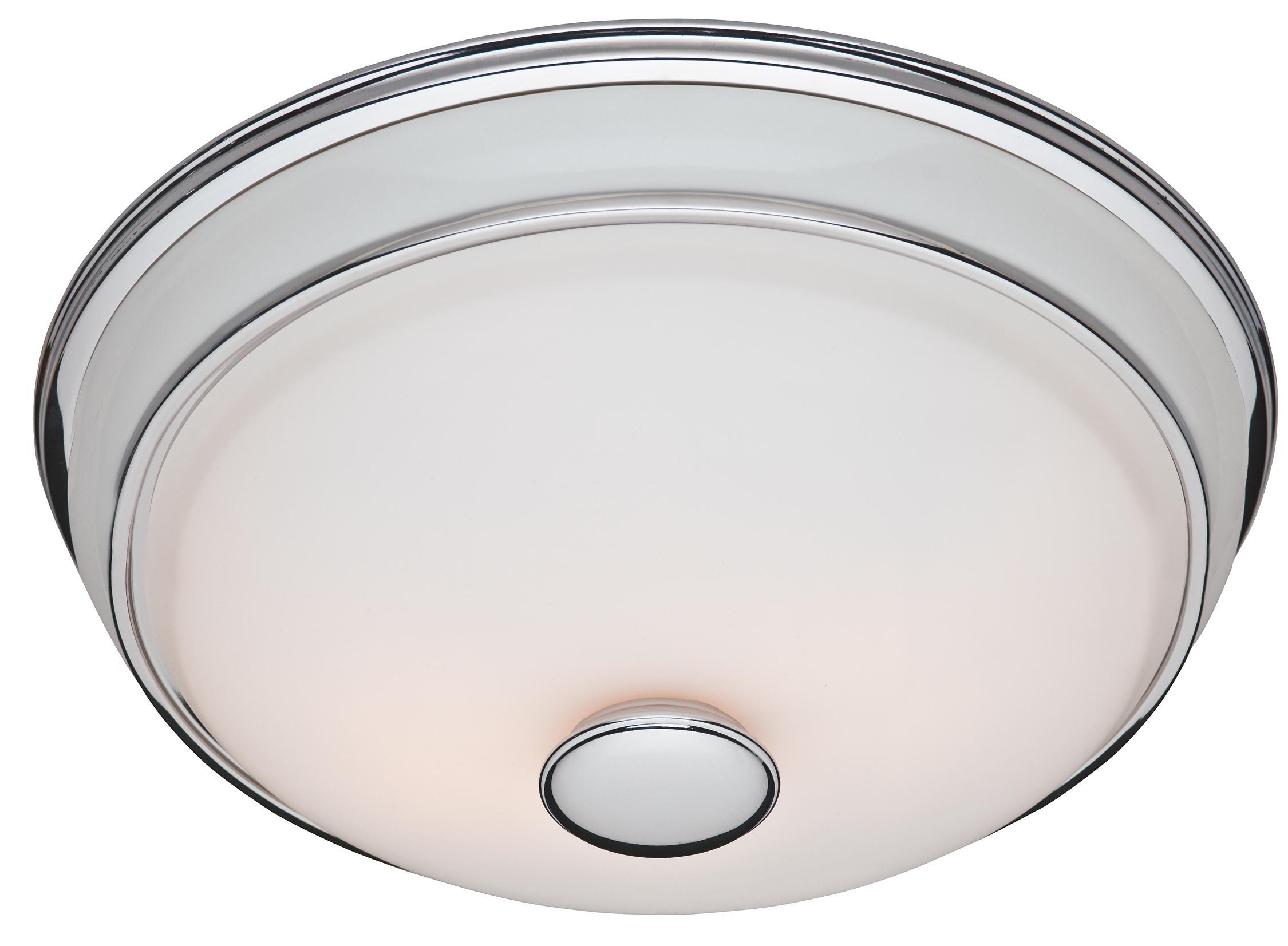 Quiet Bathroom Exhaust Fan Light