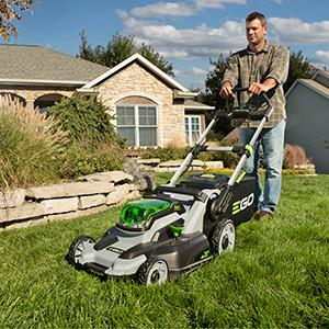 EGO Power+ 20-Inch 56-Volt Lithium-ion Cordless Lawn Mowers - 4.0Ah Battery and Charger Kit review