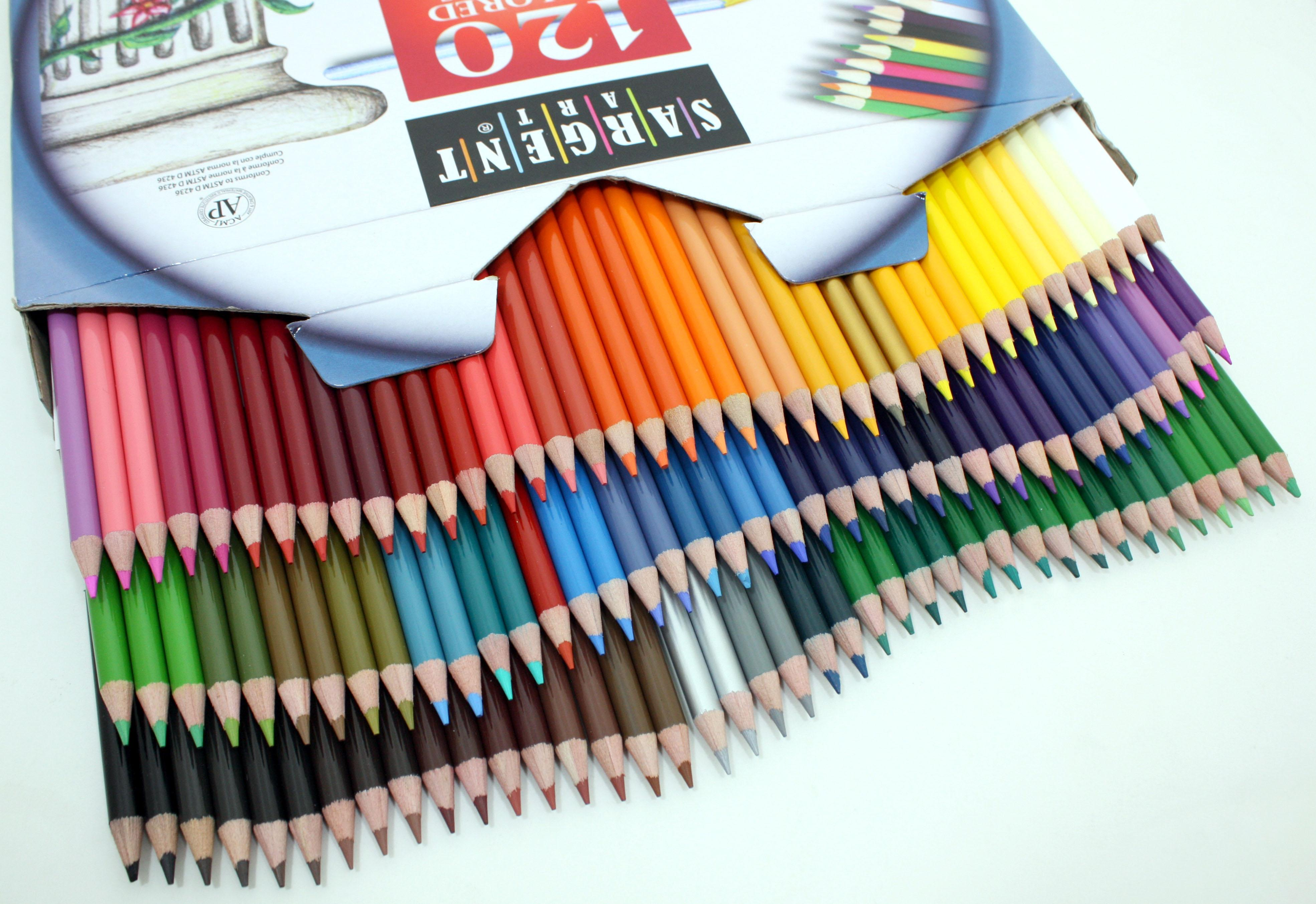 Color Pencil Set 120