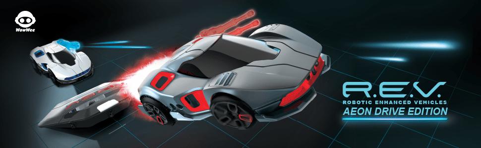 Robotic Enhanced Vehicles