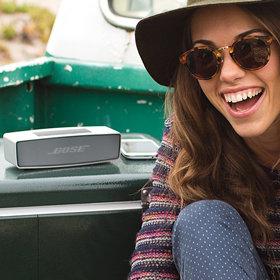 Bose SoundLink Mini Outside