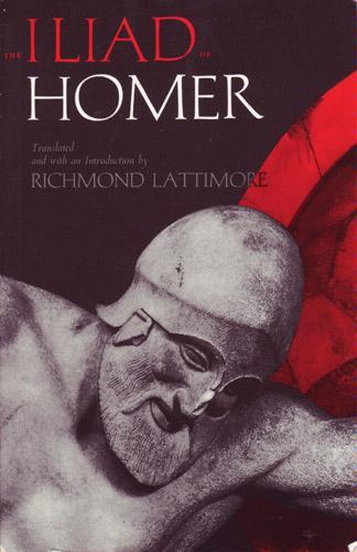 The Iliad - Richmond Lattimore