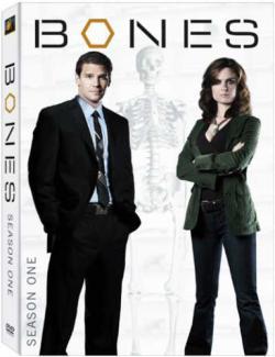 BONES DVD Season 1