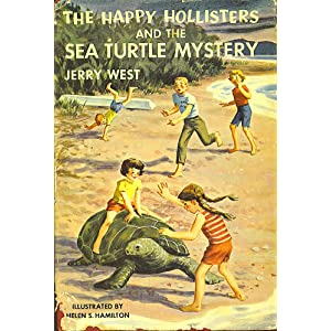 The Happy Hollisters and the Sea Turtle Mystery (#26 in the Series)