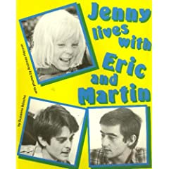 Jenny Lives with Eric and Martin. Deal with it.