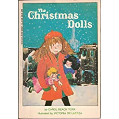The Christmas Dolls (The Girls of the Good Day Orphanage)