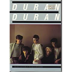 Duran Duran book by Neil Gaiman