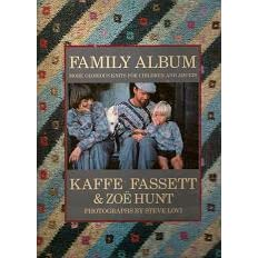 Family Album by Kaffe Fassett & Zoe Hunt