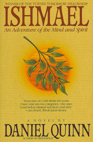 Cover - Ishmael: An Adventure of the Mind and Spirit