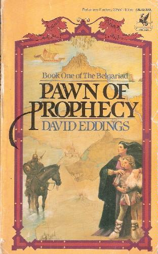 Cover of Pawn of Prophecy