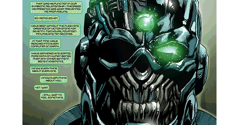 Justice League #26 Forever Evil New 52 Ivan Reis Grid