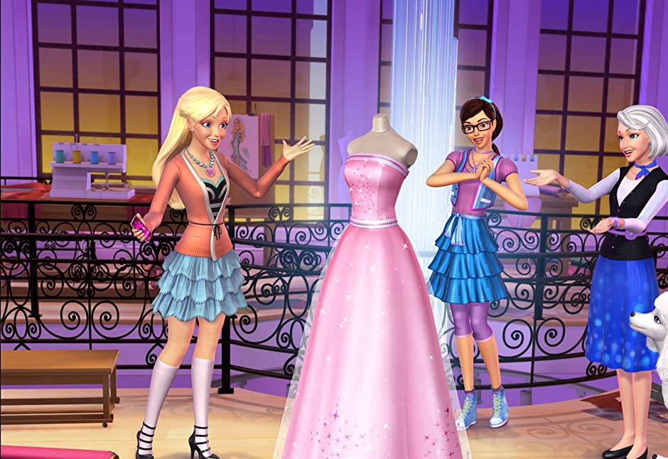 Barbie Fashion Games Free Online