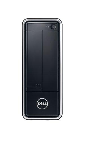 Dell Inspiron 660s Desktop: Small size. Big impression.