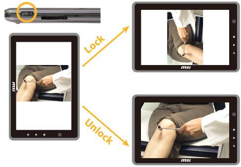 MSI WindPad 110W 10-Inch Tablet Computer, MSI Computer Corp., WindPad 110W, 110W-014US, MSI WindPad 110W 10-Inch Tablet