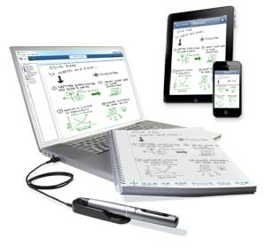 Access Pencasts on your laptop, tablet, or smartphone.