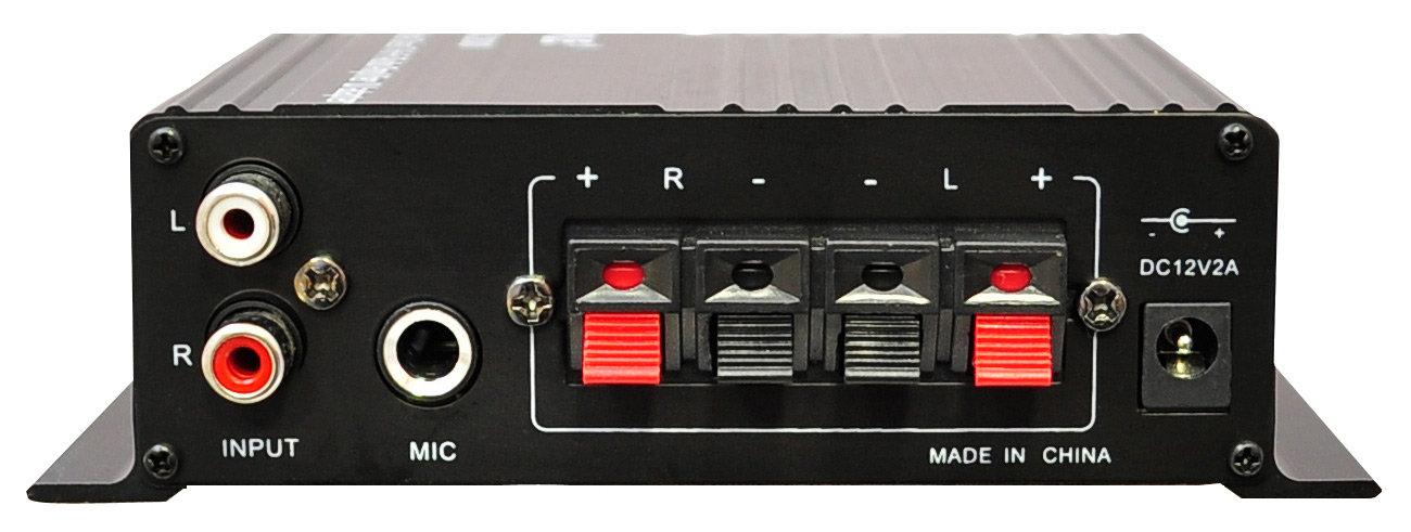 Amazon.com : Pyle PFA200 60-Watt Class-T Hi-Fi Audio