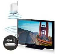 Sony KDL-46EX620 USB