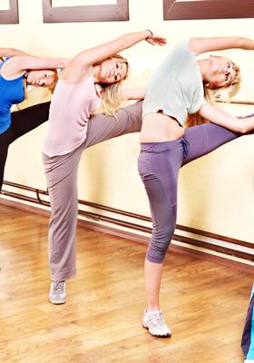 Three or Ten Barre Fitness Classes