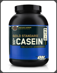 Optimum Nutrition Gold Stardard 100% CASEIN, Chocolate Supreme