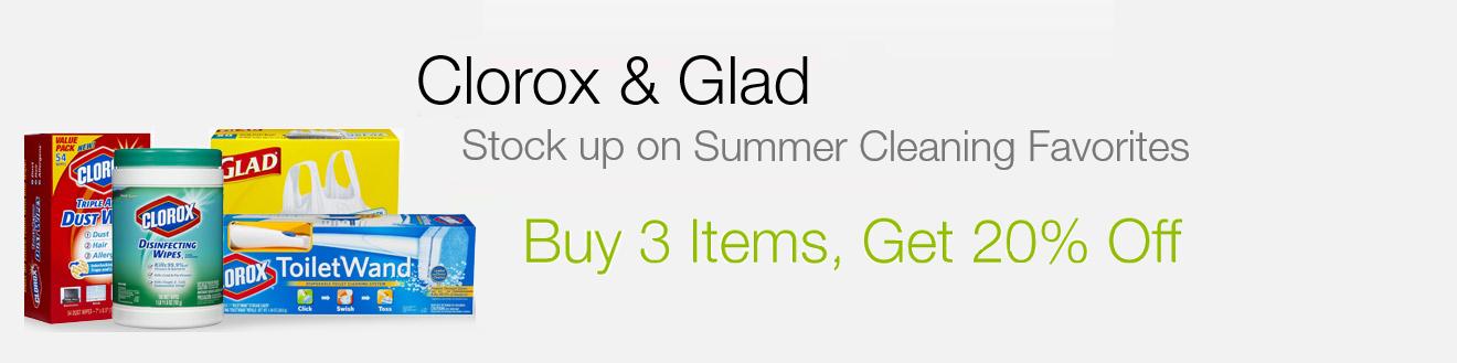 Clorox & Glad
