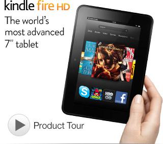 Kindle Fire HD On Sale