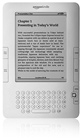 "Kindle Wireless Reading Device (6"" Display, U.S. & International Wireless, Latest Generation)"