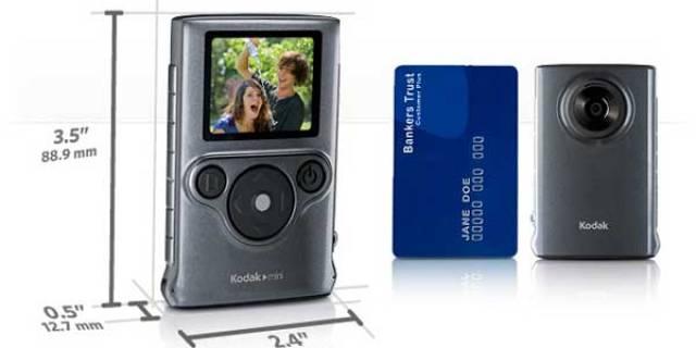 Review Kodak Mini Video Camera