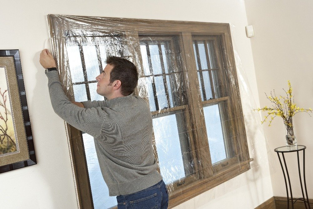 Image Result For How To Keep Cold Air From Coming Through Windows