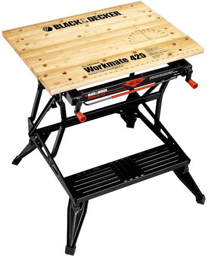 Black Amp Decker Wm425 Workmate 425 550 Pound Capacity