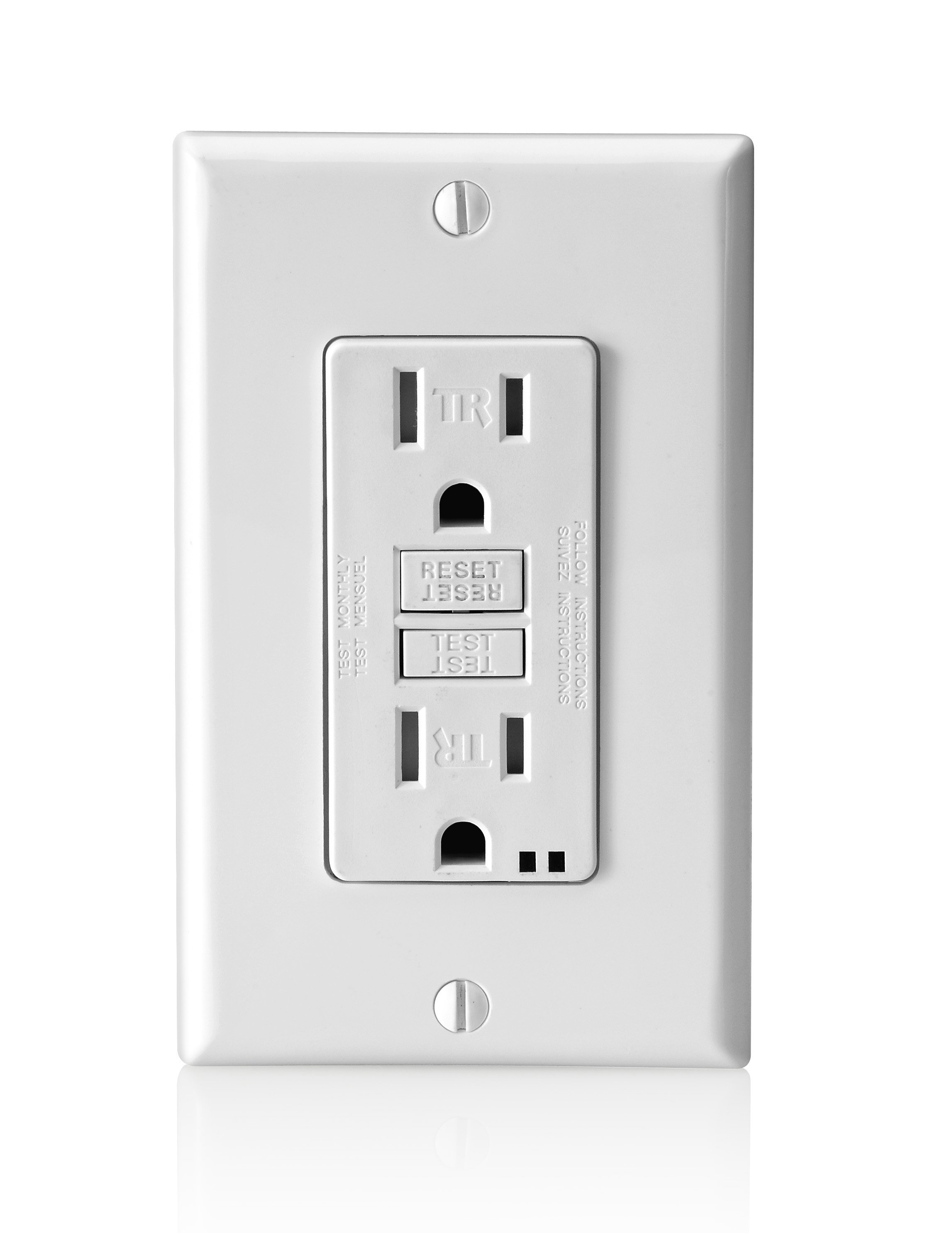 how to fix a dead electrical outlet electrician101 2 reset all gfi outlets