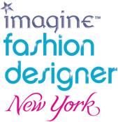 'Imagine Fashion Designer New York' game logo